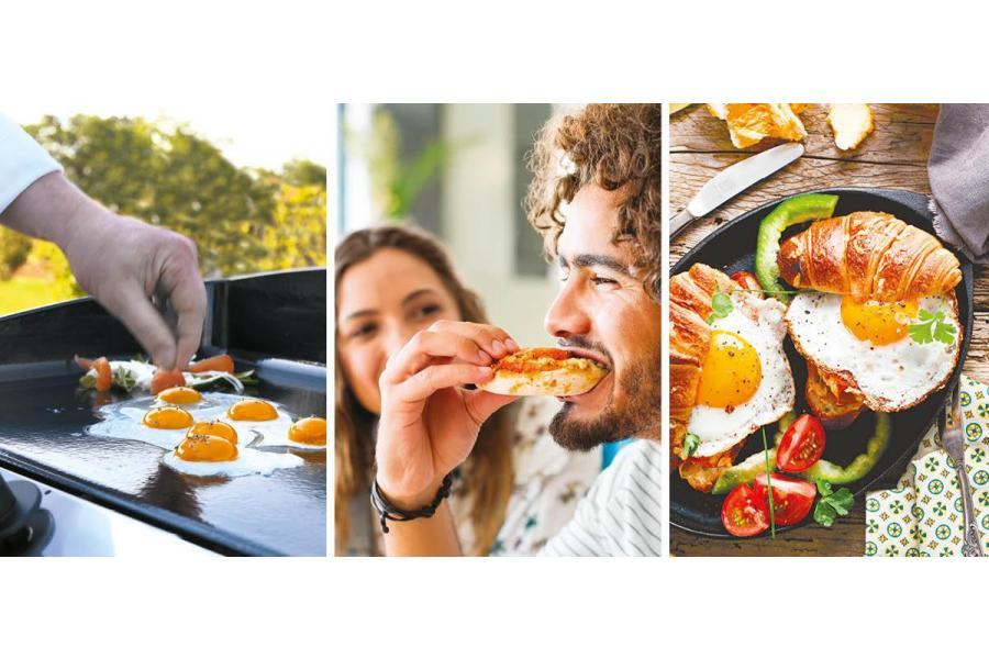 A Healthy, Easy and Fun Way to Cook - Plancha Eno