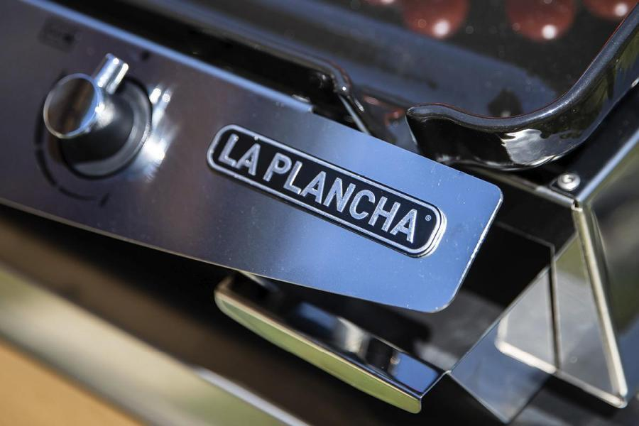 The Plancha in Detail