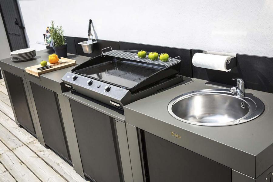 Design Your Outdoor Kitchen