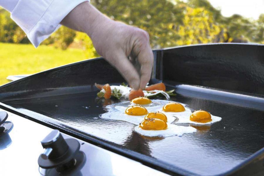 Les avantages de la cuisine à la plancha