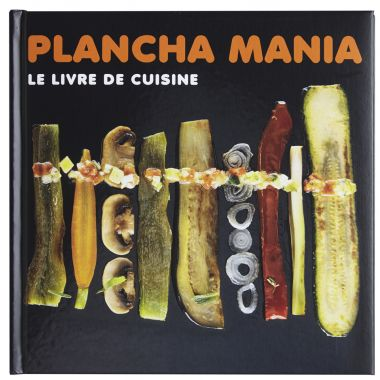 LIVRE PLANCHA MANIA