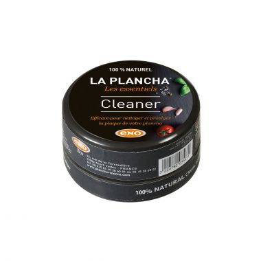 Plancha cleaner