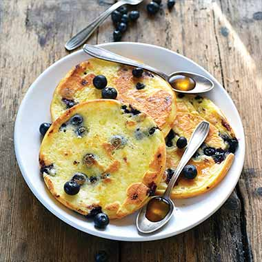 pancakes-sans-gluten-myrtilles-plancha-eno