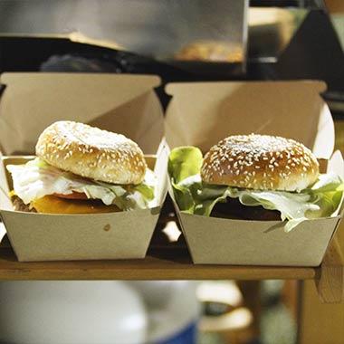 Smash Burger - Rugby - Plancha Eno