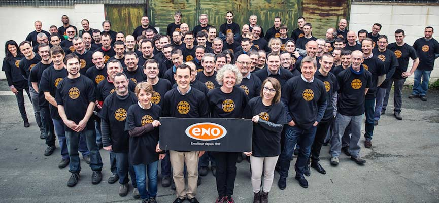 Heritage - Salariés Groupe ENO